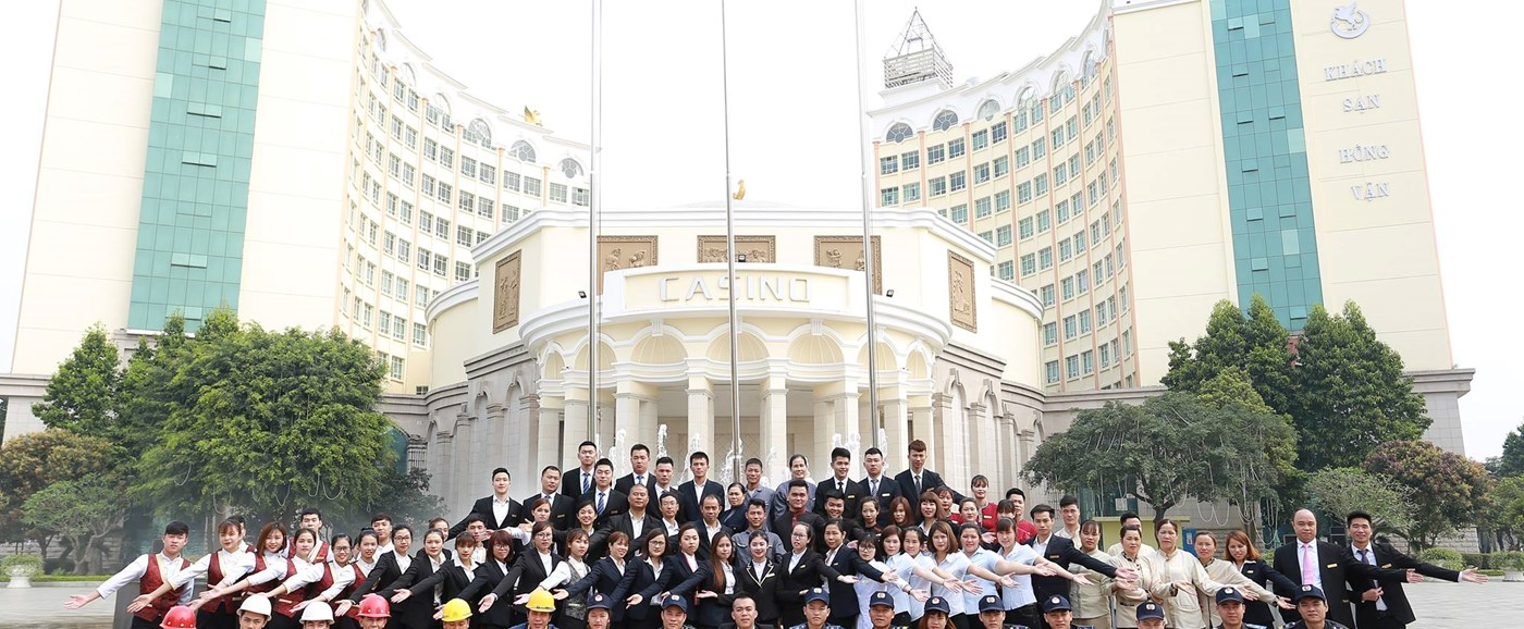 Hong Yun Grand Hotel holds the largest recruitment of the year